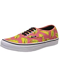 Vans Unisex Late Night, Coral And Tacos Sneakers - [4 UK (36.5 EU) (6.5 US) M/4 UK (36.5 EU) (5 US) W]