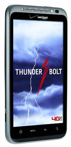 HTC ThunderBolt 4G Android Phone (Verizon Wireless)
