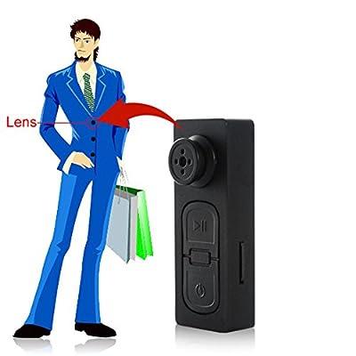 Joylive New Mini DV Cam Button Camera Hidden DVR Camcorder Recorder HD 720x480