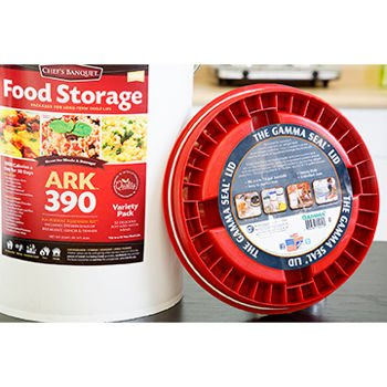Chef's Banquet ARK 390 Servings Kit
