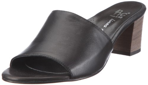 Hans Herrmann Collection Schwarz Sandals Women black Schwarz (Schwarz) Size: 8 (42 EU)