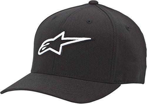 ALPINESTARS Hat Corporate Black S / M Small/Medium