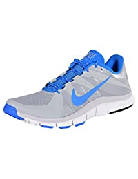 Nike Men's Free Trainer 5.0 Running Shoes-Wolf Grey/Photo Blue-10 [Apparel]