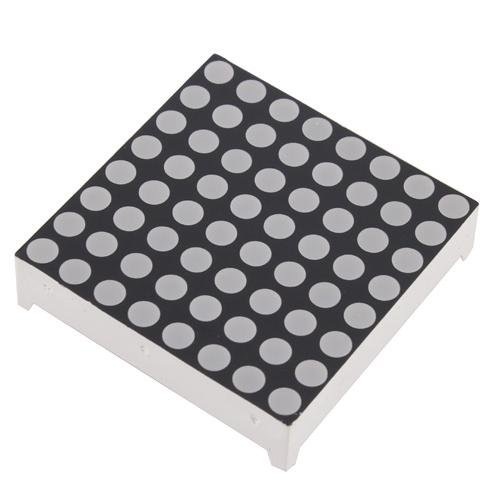 Led Dot Matrix Display 16Pin 8X8 3Mm Red Common Anode For Arduiino Avr