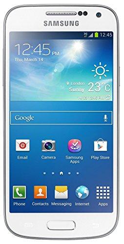 Samsung Galaxy S4 Mini I257 4G LTE Unlocked GSM Smartphone w/ 8MP Camera - White (International version, No Warranty) (Samsung S4 Mini Unlocked compare prices)
