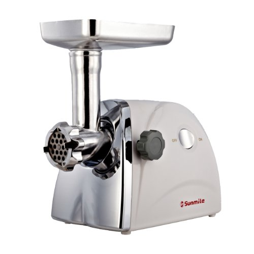 sunmile-sm-g31-etl-electric-meat-grinder-mincer-1hp-800w-stainless-steel-cutting-blade-3-stainless-s