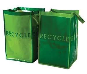 Kangaroom Recycle Bags, Set of 2