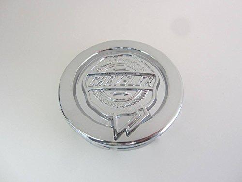 One (1) OEM Chrysler Chrome Look Center Cap, 4895899AB (Center Caps Chrysler compare prices)