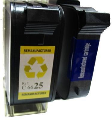 HP Druckerpatronen Refill C6615 & Tri-color C6625 Nr. 15+17 Youprint