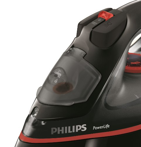 Philips GC2965/02 Powerlife Steam Iron, Black and Red at Rs.4999 – Amazon