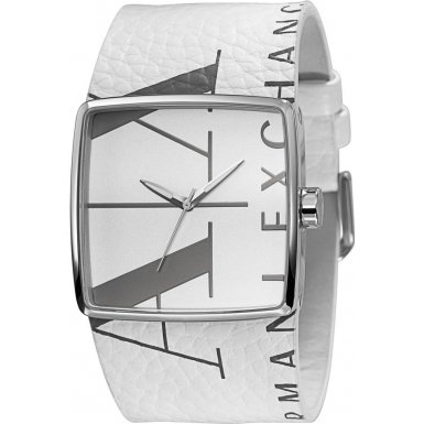 Armani Exchange AX6000 Mens THE SITUATION White Watch