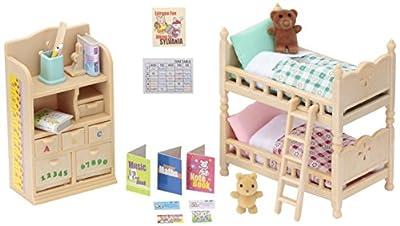 Sylvanian Families Children's Bedroom Furniture Set