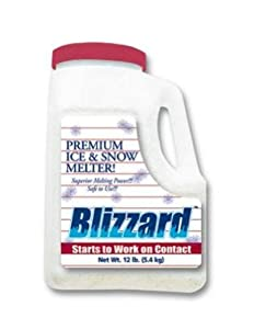 Blizzard BL12 Snow & Ice Melter 12-Pound Jug (Discontinued by Manufacturer)