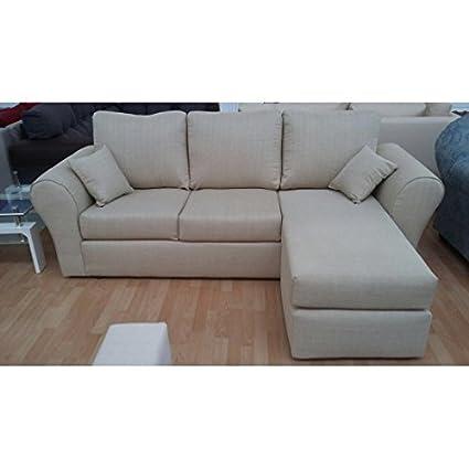 Estea Muebles–Babi sofá 4plazas con chaise longue–promoclara