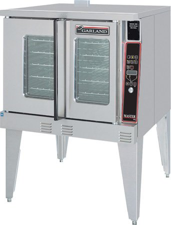 Garland Us Range Mco-Gs-10-S Convection Oven Gas Single Deck Electric Ignition 60 000 Btu Enerlogic Technology Master Series