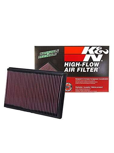 K&N 33-2247 High Performance Replacement Air Filter