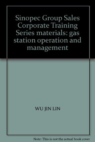 sinopec-group-sales-corporate-training-series-materials-gas-station-operation-and-managementchinese-