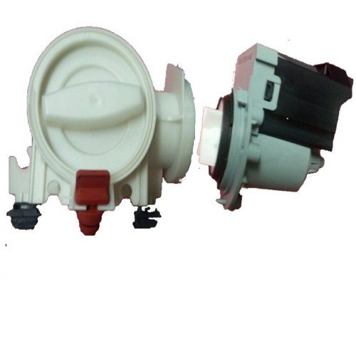 Front Load Washer Drain front-43814