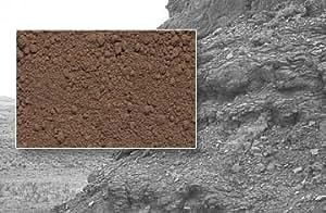5kg eisenoxid farbpigmente braun beton einf rben farbe beton estrich putz gips harz zement. Black Bedroom Furniture Sets. Home Design Ideas