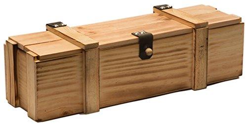 Weinkiste-1er-2er-3er-6er-oder-12er-geflammt-inkl-Holzwolle-Holzkiste-Geschenkbox-Aufbewahrungsbox-berraschungskiste-Weinbox-Hochzeitskisten-Apfelkiste-Presentkiste-Weinbox