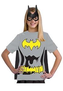 Justice League Child's Batgirl 100% Cotton T-Shirt
