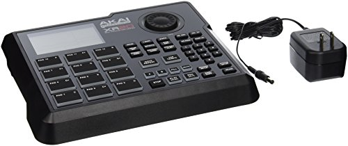 Akai Professional XR20 | Beat Production Station Drum Machine with 12 Trigger Pads, Note Repeat, and 700 Sounds (Beat Maker Equipment compare prices)