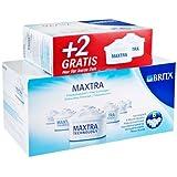 BRITA (ブリタ) MAXTRA (マクストラ) お徳用 8個 セットBRITA浄水器ポット交換用カートリッジ 8個 セット (6個+2個)