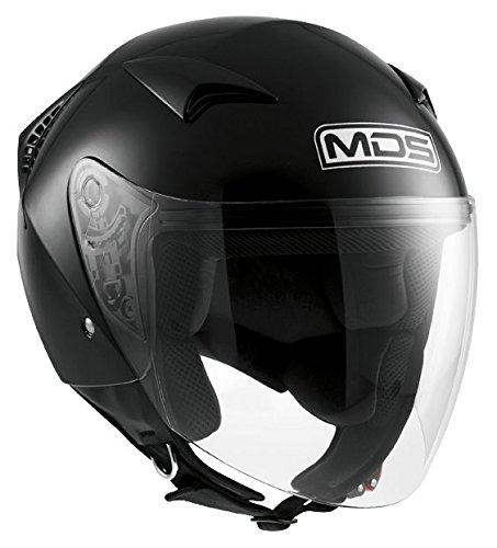 AGV Helmets 4002a4d0_001 G240 MDS Casco Jet E2205 Solid, Nero, M