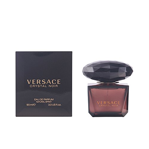 Versace Crystal Noir By Gianni Versace For Women Eau De Parfum Spray, 3-Ounces (Versace Perfume Crystal Noir compare prices)