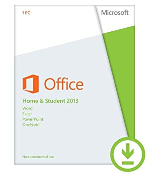 Microsoft Office Rest-home And Student 2013 (1PC/1User) [Download]