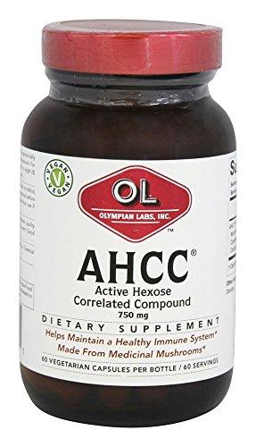 Olympian Labs - AHCC Active Hexose En