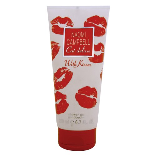 Naomi Campbell Cat Deluxe With Kisses Bagnoschiuma - 200 ml