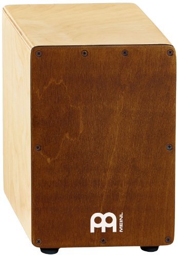 MEINL マイネル ミニカホン SCAJ1NT-LB Natural Body / Almond Birch Frontplate (国内正規品)
