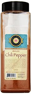 Spice Appeal Chili Pepper Ground, 16 Ounce