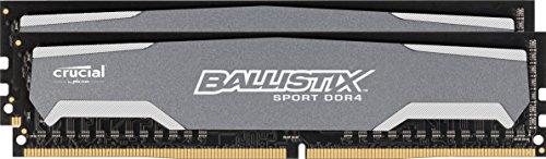 Crucial Ballistix Sport 16GB  288-Pin DDR4 SDRAM DDR4 2400