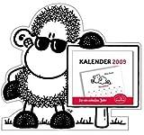 Sheepworld Stanzkalender 2009. -