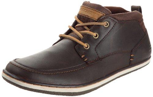 Skechers GalexRange Chukka Boots Mens Brown Braun (CHOC) Size: 6 (40 EU)
