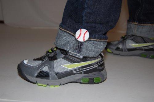My Hikes Pant Cuff Fasteners: Baseball