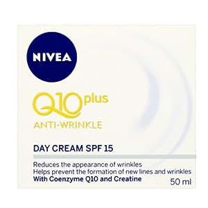 NIVEA Q10 Plus Anti-Wrinkle Day Cream SPF 15 - 50 ml