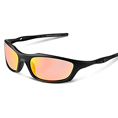 HODGSON Sports Sunglasses,Polarized Sunglasses for Men Women Cycling Motorcycle Running