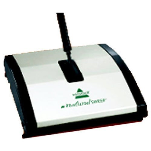 BISSELL Natural Sweep Dual Brush Sweeper, 92N0A (same as 92N0) (Non Electric Stick Vacuum compare prices)