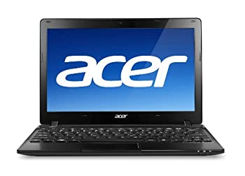 Acer Aspire One AO725-0899 11.6&quot; Netbook (AMD Dual Core Processor, 2GB RAM, 320GB Hard Drive, Windows 7 HP 64 Bits) Volcano Black