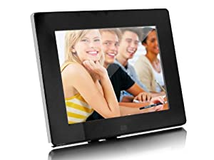 New - 8 INCH HI-RES DIGITAL PHOTO FRAME - ADMPF108F
