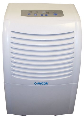 Image of Amcor AHD45E Dehumidifier (AHD-45E)