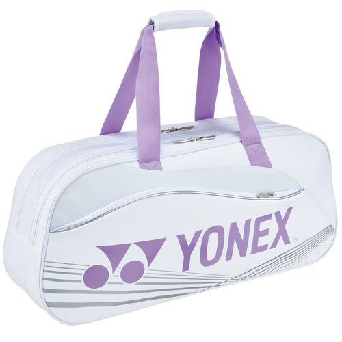 【7月下旬入荷予約】ヨネックス トーナメントバッグ (テニス2本用) BAG1601W スノーホワイト(435)