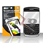 Suitable for Blackberry Curve 8900 Javelin - Mirror Screen Protector