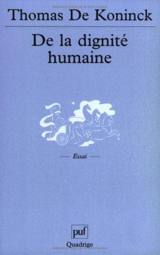 de-la-dignite-humaine-quadrige