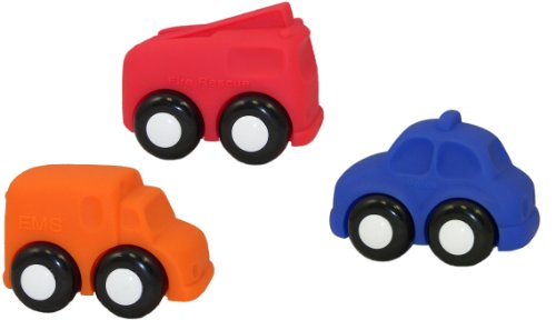 Get Ready Kids Rescue Vehicle Set - 1