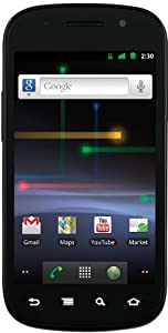Samsung Google Nexus S Smartphone with US 3G, 5MP Camera, Android OS, Touch Screen - No Warranty - Black