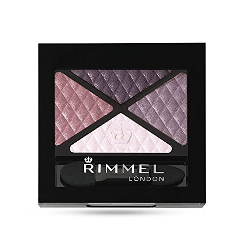 Rimmel Glam'Eyes, Palette make up da 4 ombretti, Smokey Purple